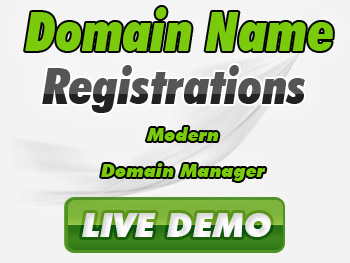 Cut-rate domain name registration & transfer services
